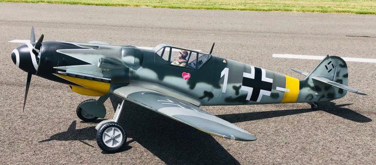 Brian_Feist_Bf109